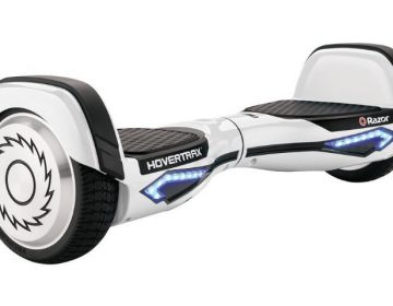 hoverboard razor hovertrax 2.0 video
