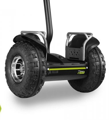video segway beeper r3e