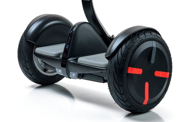 video segway ninebot mini pro
