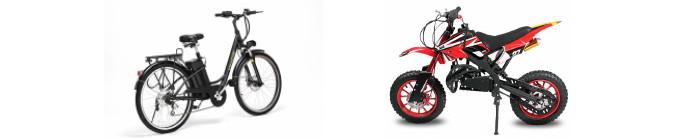 e-bike pit-bike