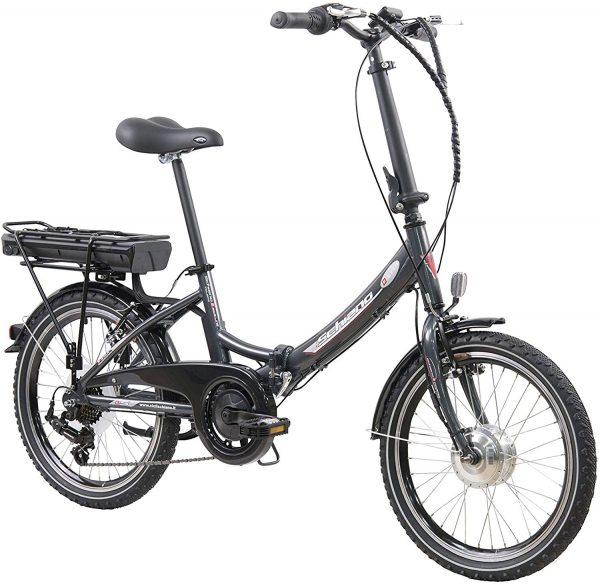 Bici elettrica pieghevole a pedalata assistita - F.lli Schiano E-star