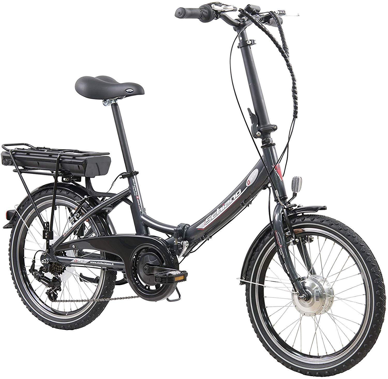 E-bike pieghevole F.lli Schiano E-Star. Bici elettrica a ...