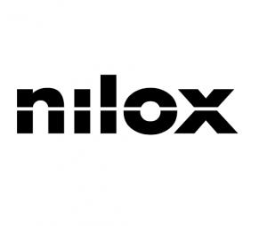 Logo Nilox bici elettriche. monopattini e hoverboard