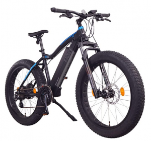 Fat bike elettrica NCM Aspen