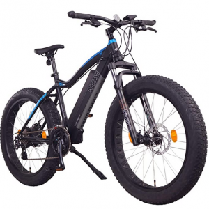 Fat bike elettrica NCM Aspen