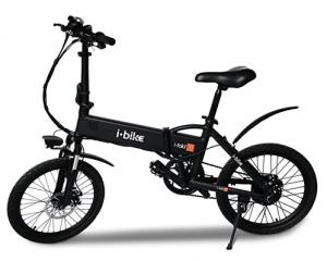 Bici elettrica I-bike I-fold 20
