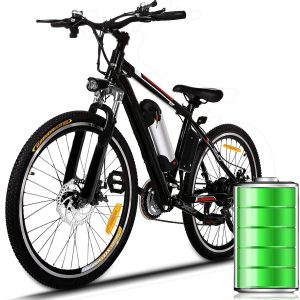E-Bike Mountain Bike