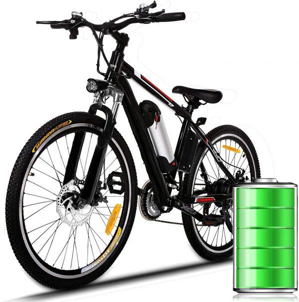 E-Bike Mountain Bike